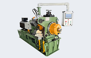 Continuous Extrusion Machine for Copper Strip