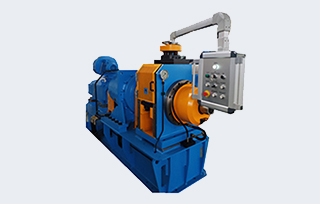 Continuous Extrusion Machine for Copper Wire