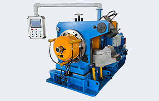 Continuous Extrusion Machinery for Copper High Speed Railway Conductor
