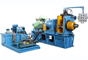 TJ250/45 Continuous Extrusion Machine for Copper Wire, Strip and Flat Wire